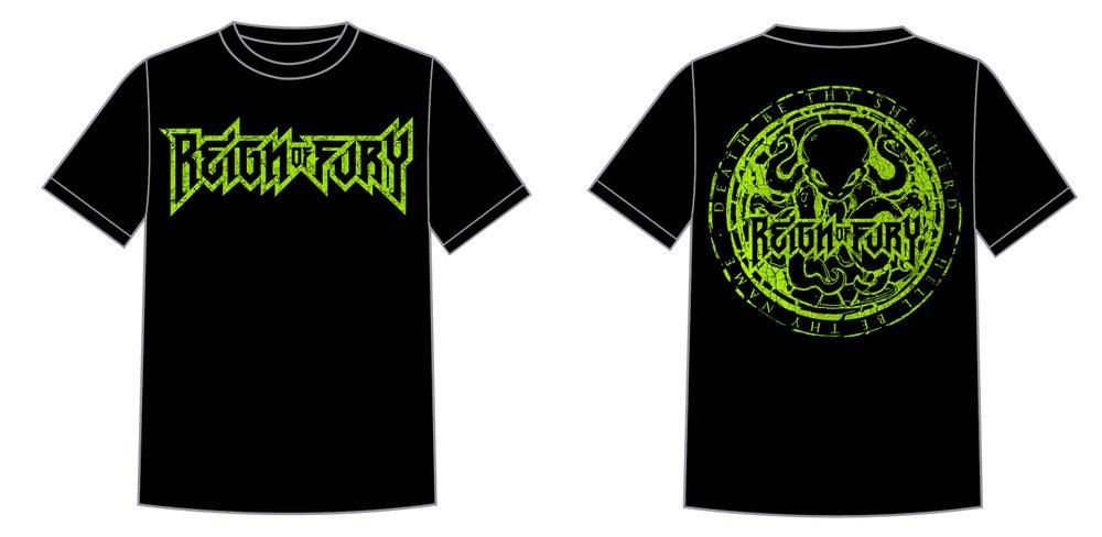 Image of ***NEW*** Cracked Logo T-shirt