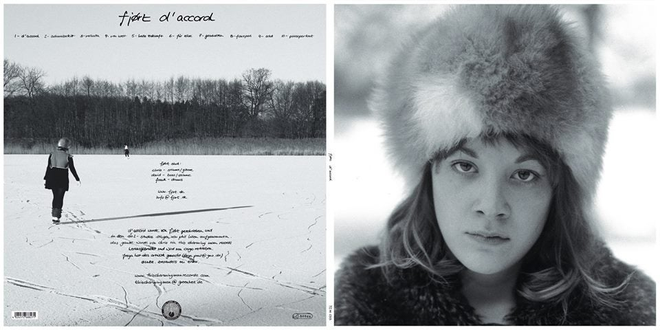 Image of D'ACCORD - 12'' LP