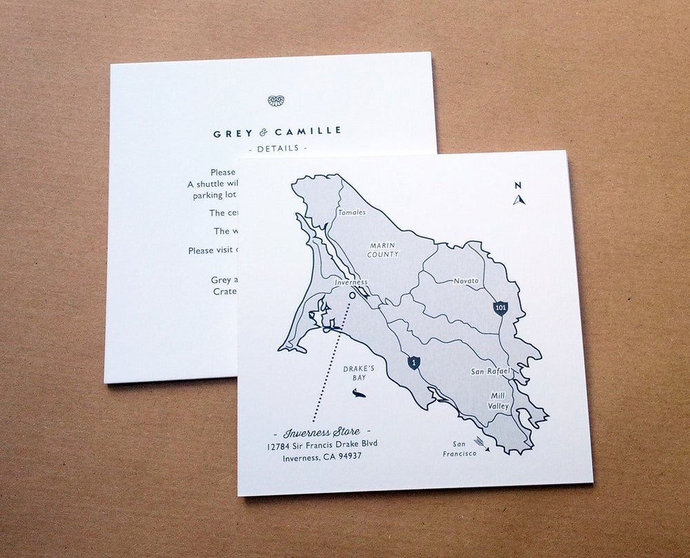 wedding map cards free - 28 images - best ideas direction cards for ...