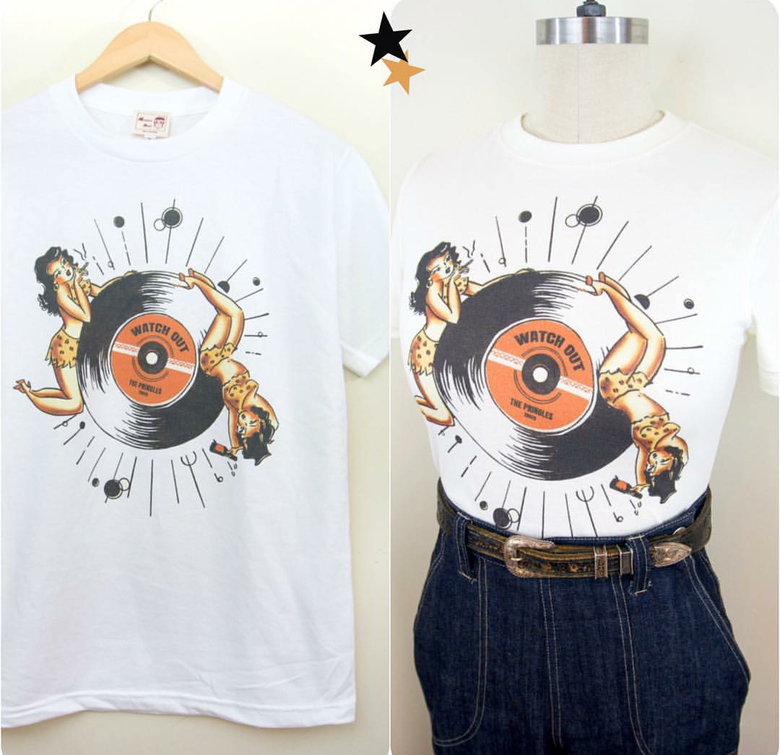 Image of Watch  Out tee by mischief made