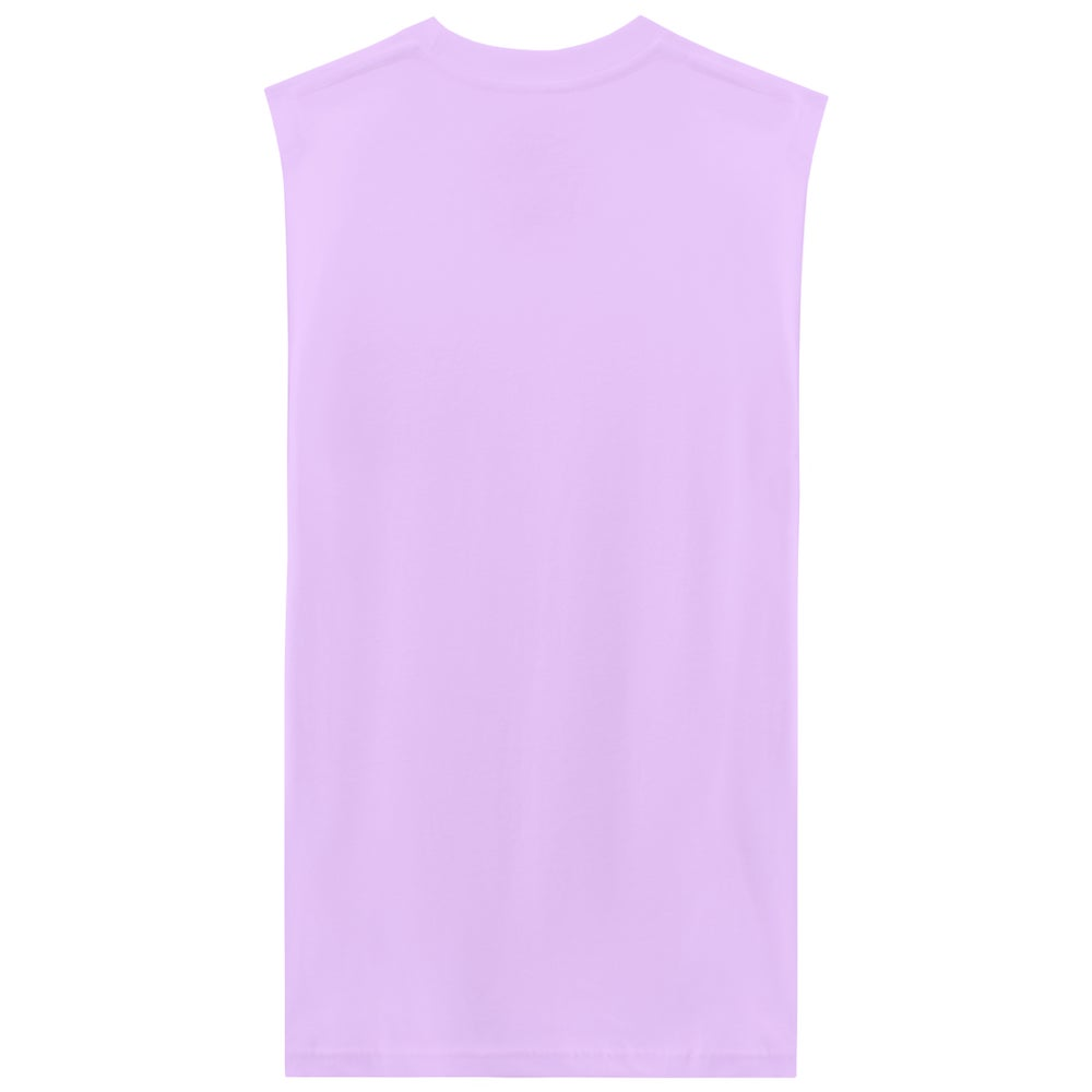 Image of CAUTION T-shirt - Lavender