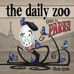 Image of The Daily Zoo Goes to Paris!