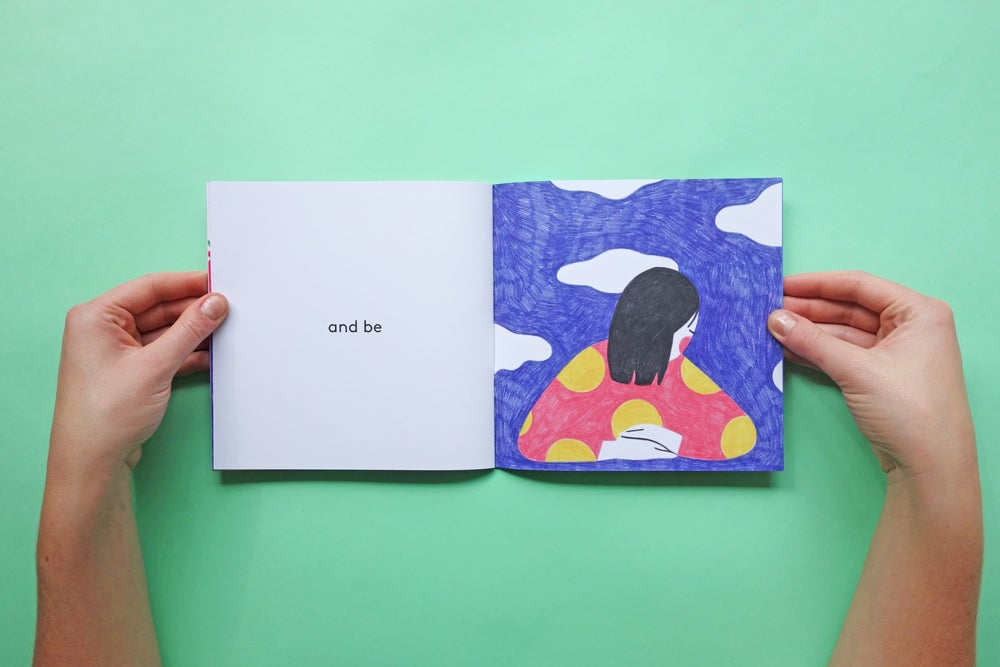 Image of 'Still.' zine