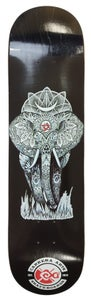 "Image of Carrera Arts ""Lune Elephant"" Deck"
