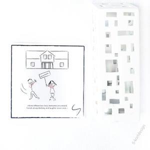 Image of Innflyttningskort