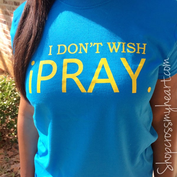Image of iPray Tee
