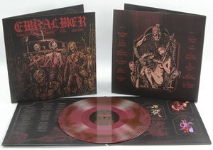 "Image of EMBALMER ""Emanations from the Crypt"" 12"" Gatefold LP"