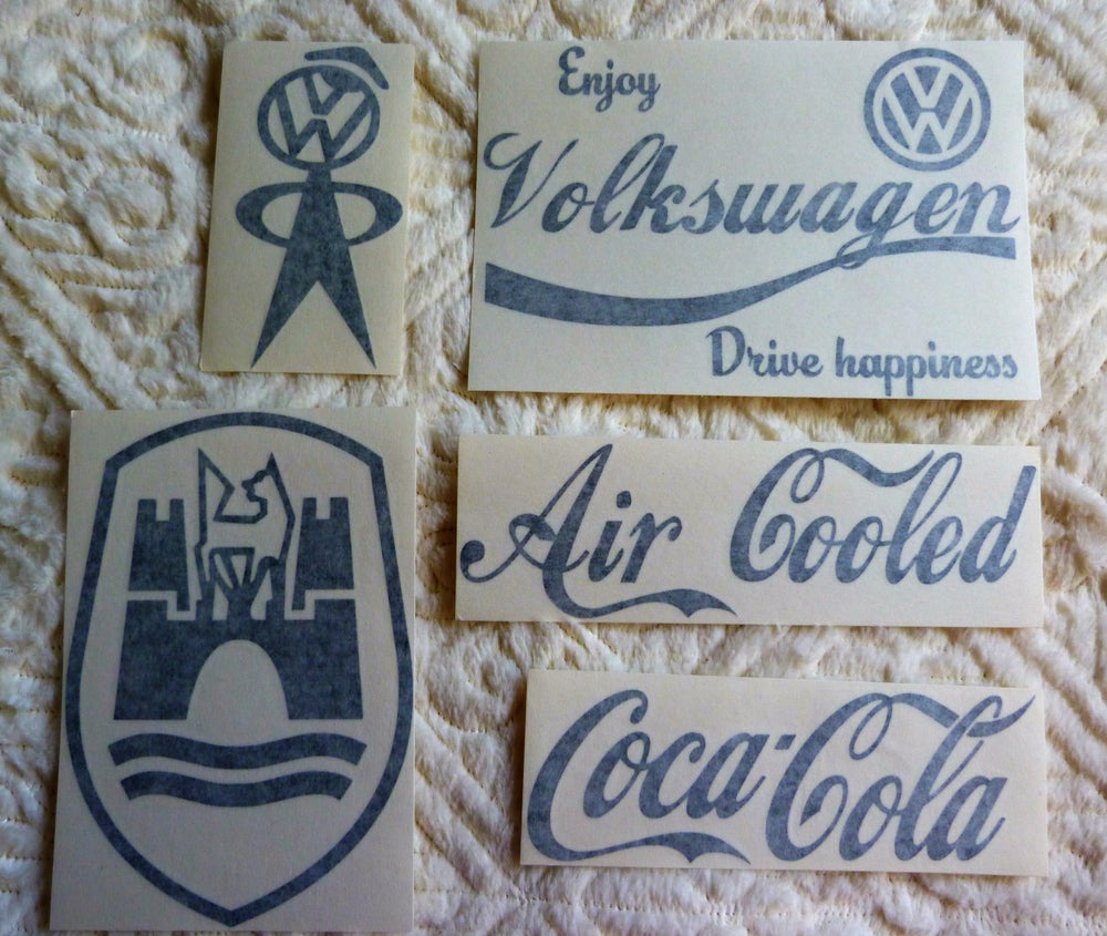 Image of DECALS / STICKERS