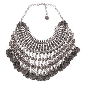 Image of statement necklace