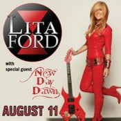 Image of TICKET FOR:  LITA FORD, NEW DAY DAWN @ Starland Ballroom