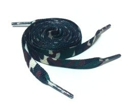 "Image of Exclusive ""Camo"" Custom Laces"