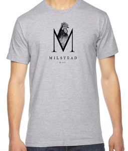 Image of Milstead & Co Rooster Logo Shirt