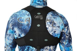 Image of Cartel Dive Quick Release Weight Vest Reduced From $49