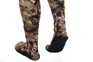 Image of Cartel Dive 3mm Shadow Spearfishing Socks / Booties