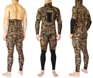 Image of Cartel Dive Shadow Spearfishing Wetsuit 3mm