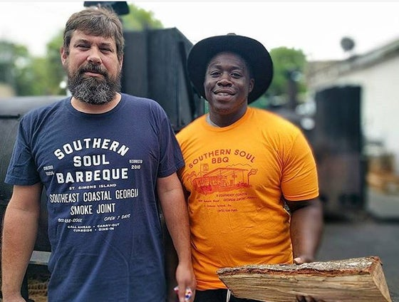 Image of NAVY - SSBBQ Coastal Smoke Joint
