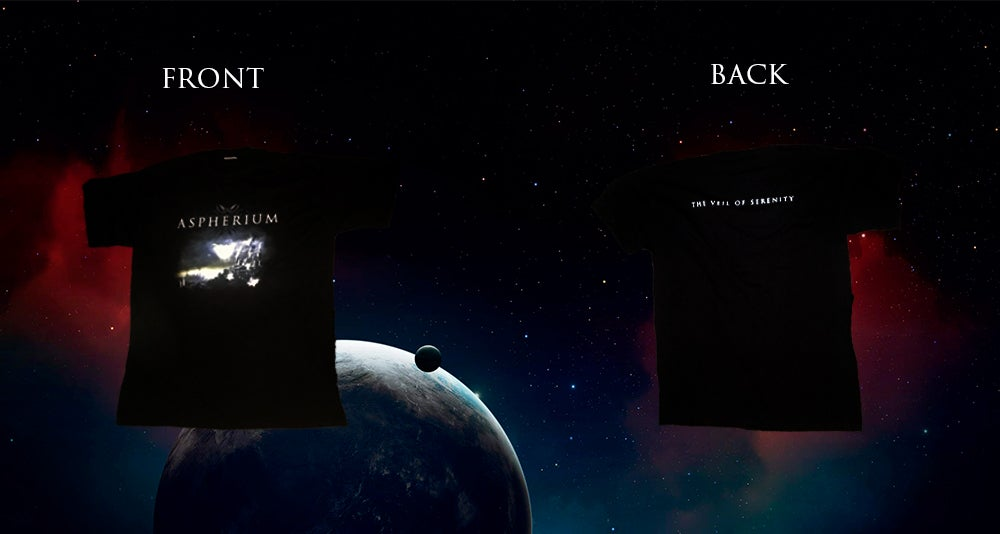 Image of The Veil of Serenity T-Shirt