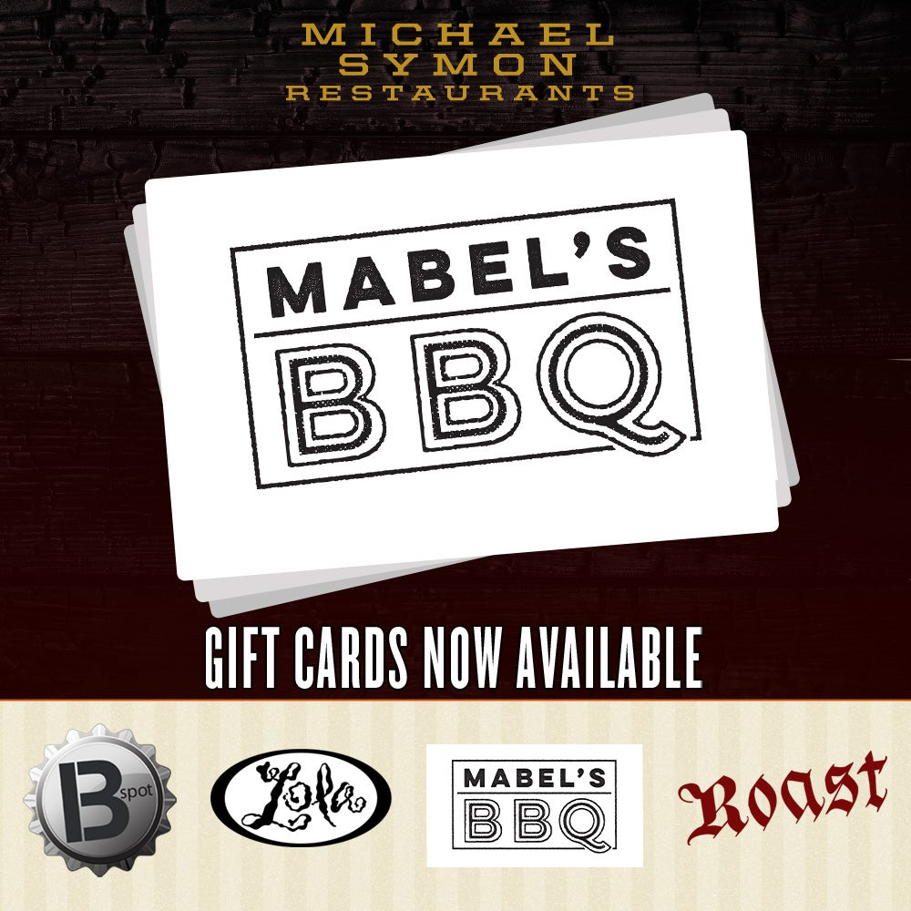 Image of Mabel's BBQ - Giftcards
