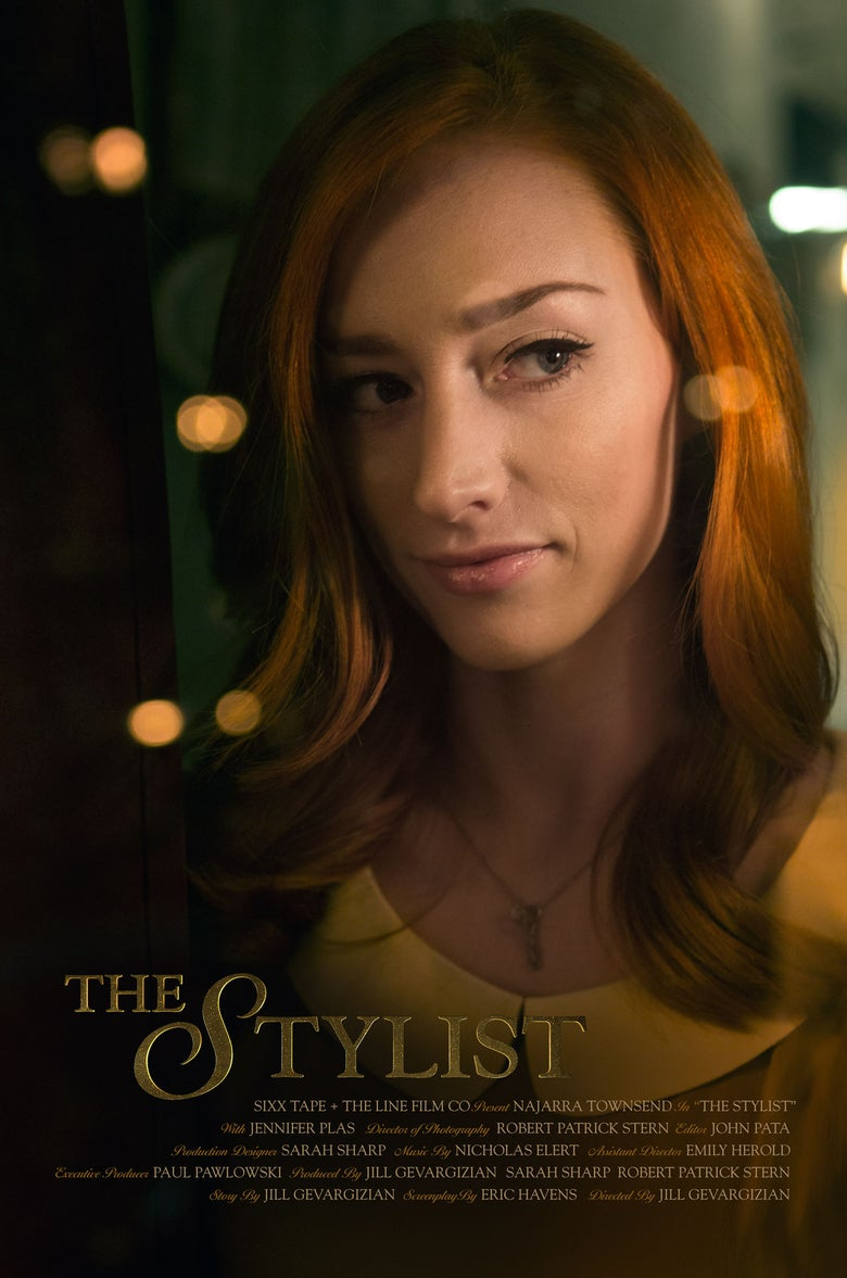 Image of THE STYLIST Official Poster (11x17)