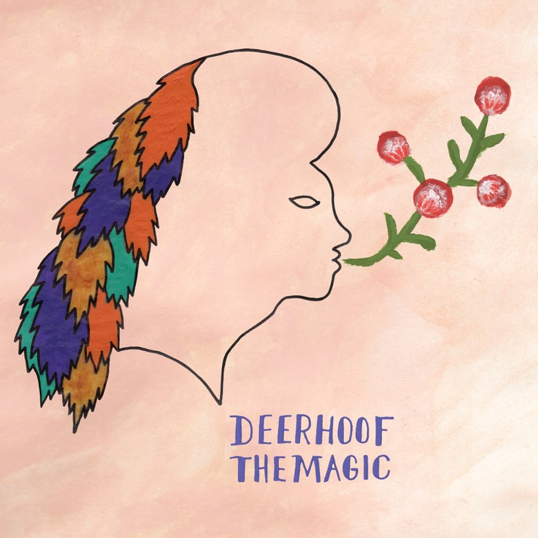 Image of Deerhoof - 'The Magic' (PRE-ORDER)
