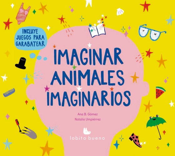 Image of Imaginar animales imaginarios
