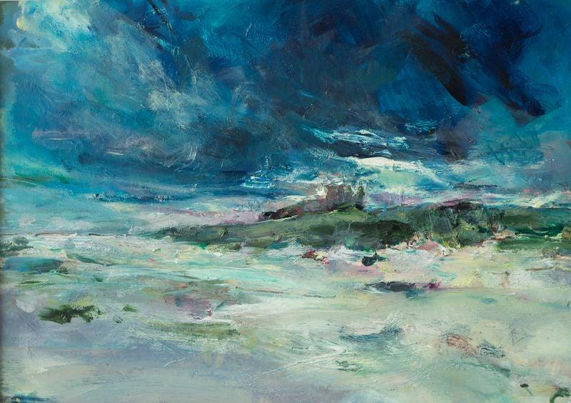 Image of Bamburgh II by Karen Sherwood