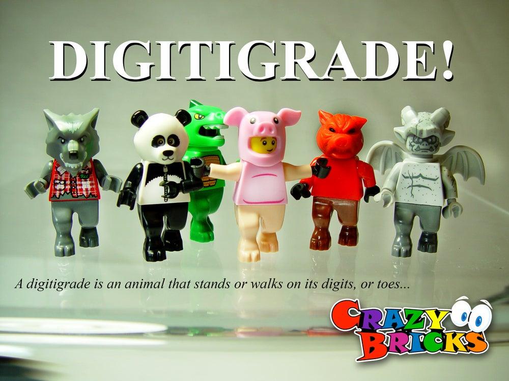 Image of Creature ( Digitigrade ) Legs - 50% OFF!