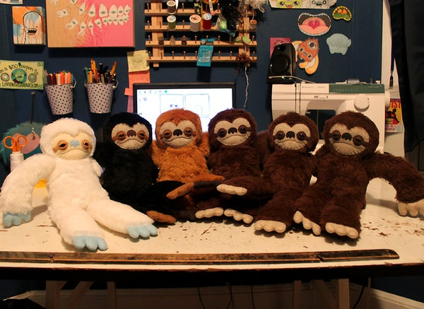 Image of Sloth Babies