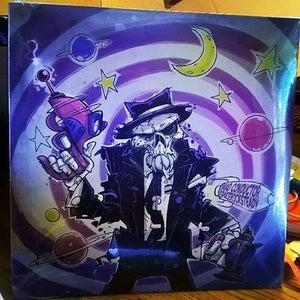 "Image of Space Rock Steady 10"" vinyl"