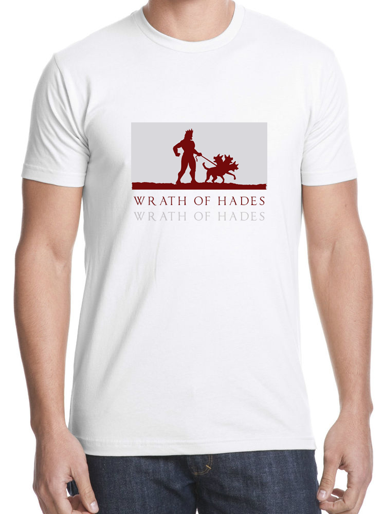 Image of 'Wrath of Hades' T-shirt