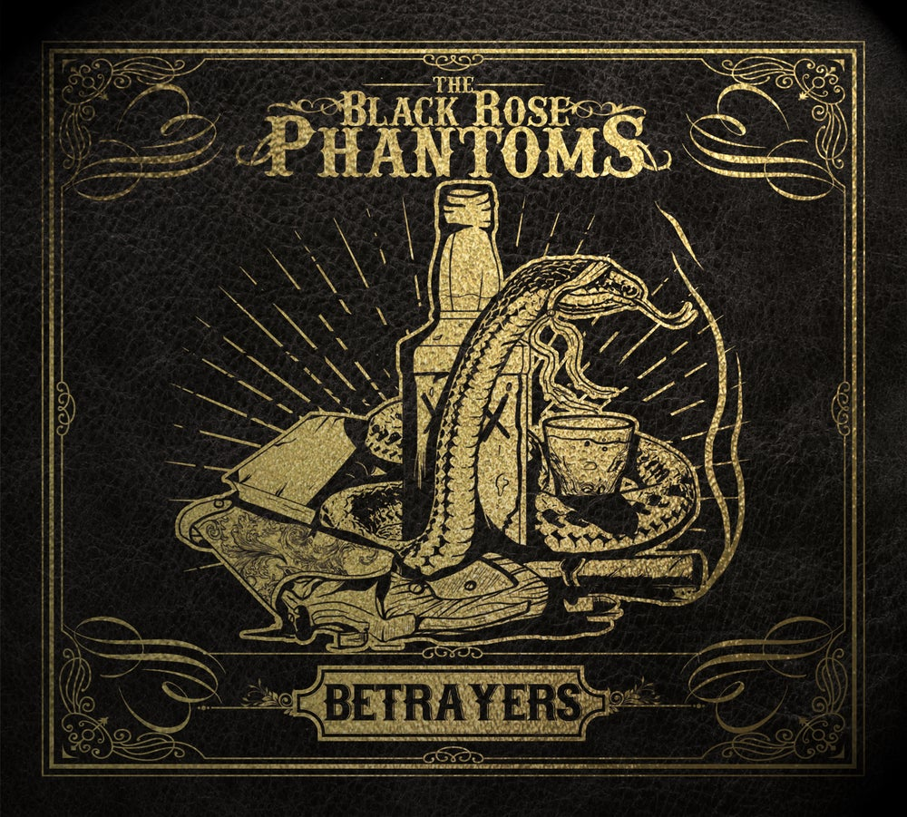 Image of New Full Length Album- BETRAYERS