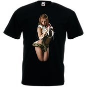 Image of SINS 'Snake Girl' T-shirt - Men