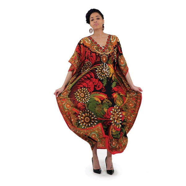 Image of Heart of Africa Kaftan