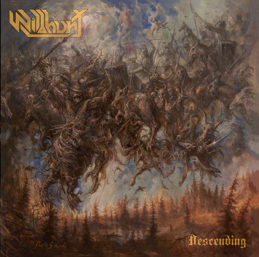 Image of DESCENDING CD