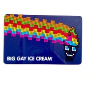 Image of New! Big Gay Reloadable Gift Card