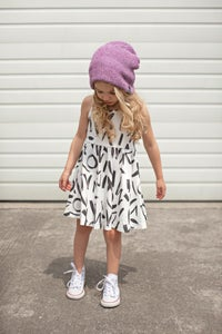 Image of ORGANIC COTTON EVERYDAY MIA TANK DRESS