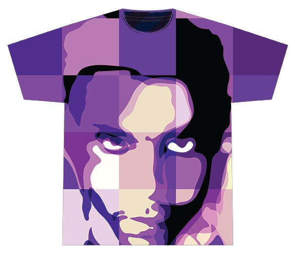 Image of Troy Gua's 'The Artists' Pop Hybrid All-Over T-Shirt