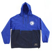 Image of Artistic Motion Windbreaker - Royal/Navy