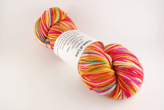 Image of Chains of Love - SW Merino Fingering