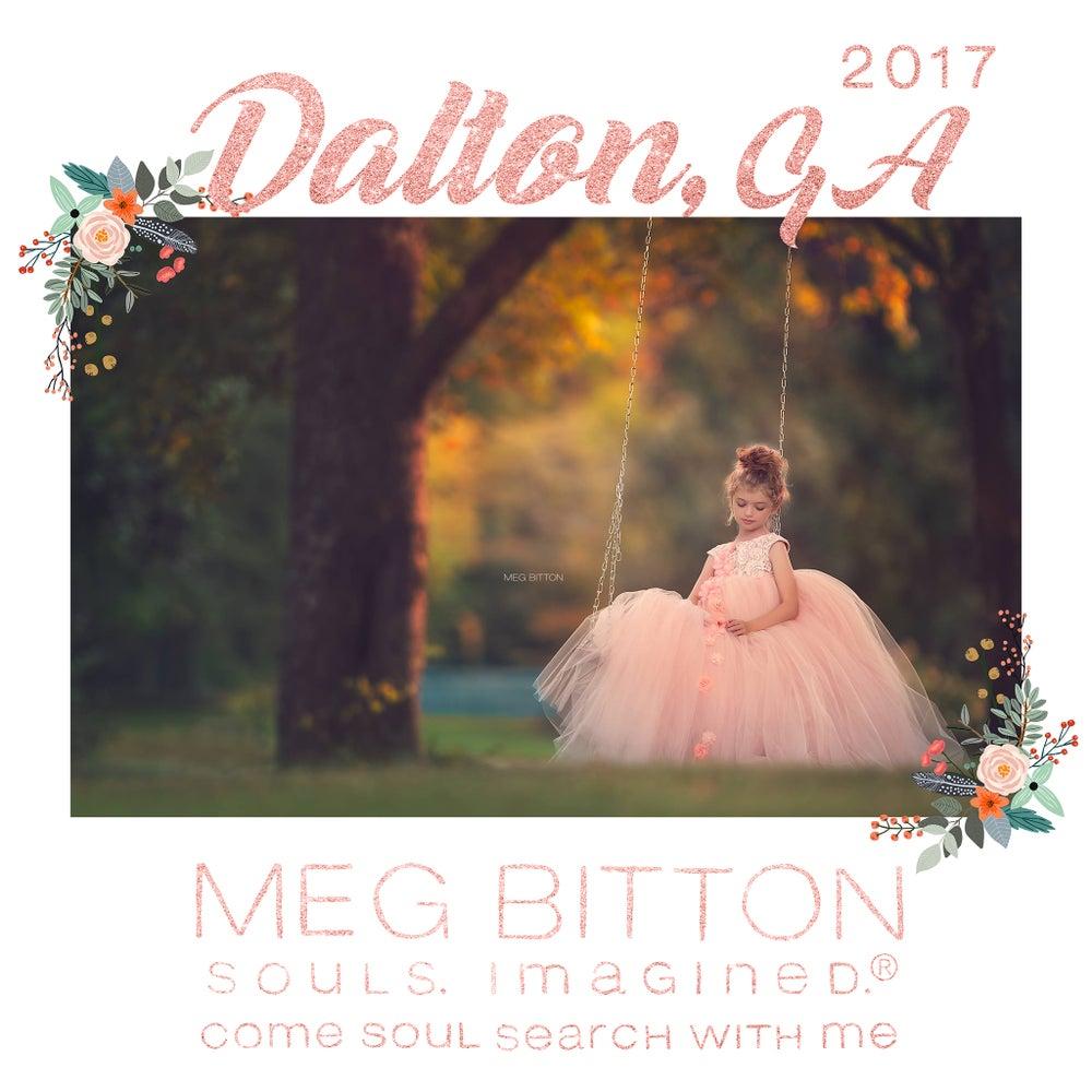 Image of Love in Dalton, Georgia.