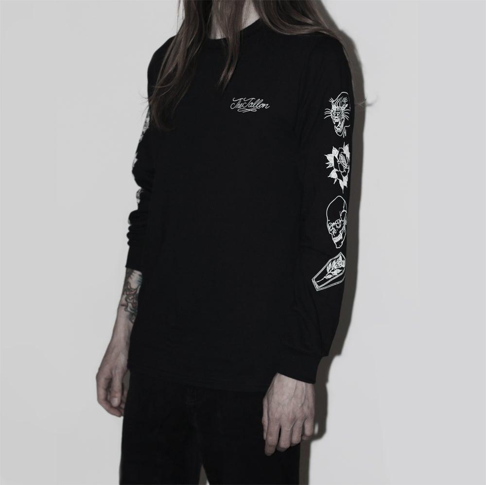 Image of Flash Long Sleeve - Black