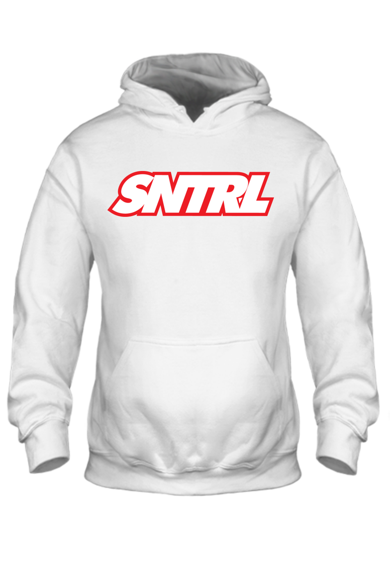 Image of SNTRL Hoodie 2016 - WHITE