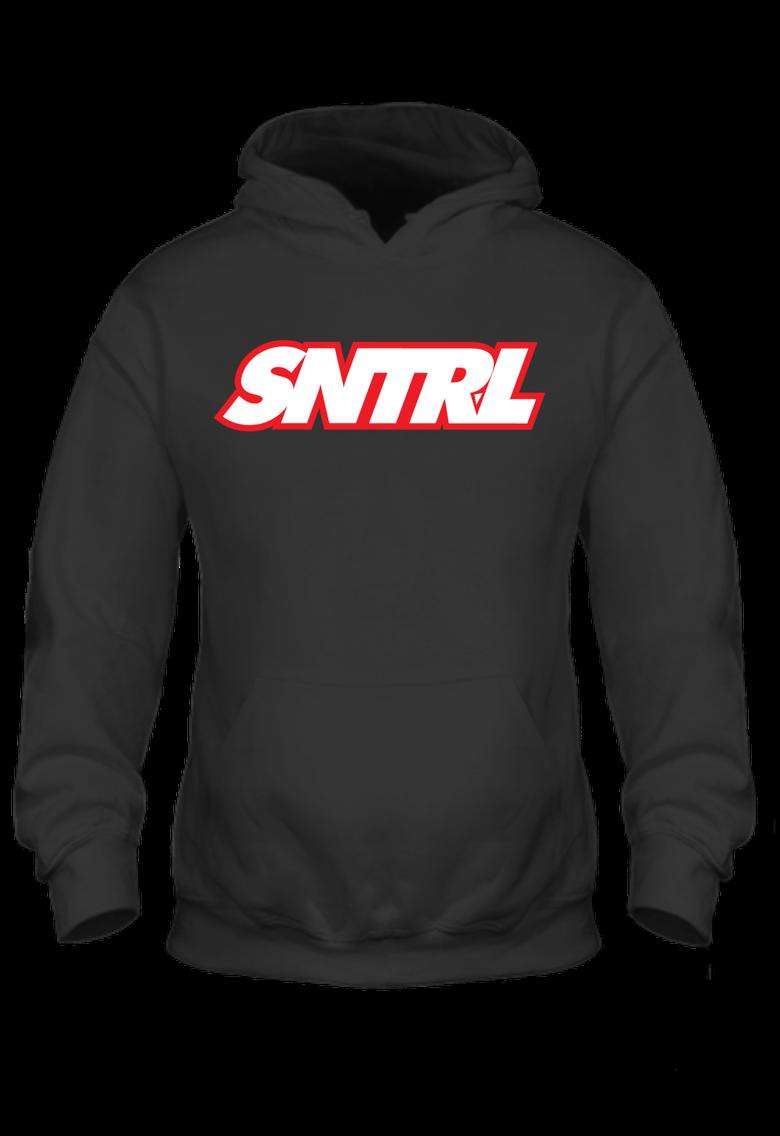 Image of SNTRL Hoodie 2016 - BLACK