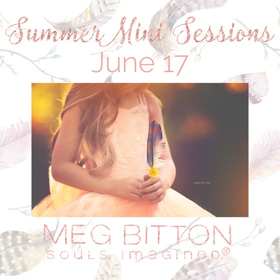 Image of Summer Mini Sessions.