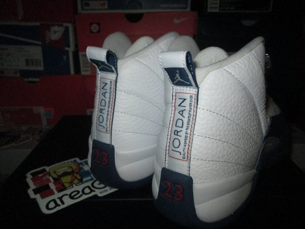 """Air Jordan XII (12) Retro """"French Blue"""" GS - areaGS - KIDS SIZE ONLY"""
