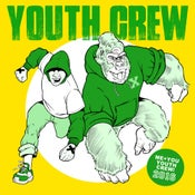Image of PRE-ORDER 'Youth Crew 2016' compilation