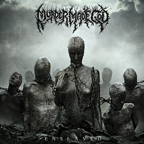 Image of MURDER MADE GOD - Enslaved CD