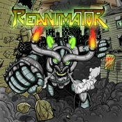 Image of REANIMATOR - Horns Up (CD 2015) MMR Distribution - SPECIAL PRICE - ORDER NOW!