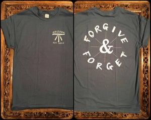 Image of Arizona Front & Back Print - 'Forgive & Forget'