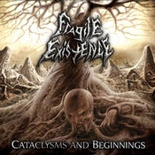 Image of FRAGILE EXISTENCE - Cataclysms and Beginnings (Digipak - 2015) or KARKAOS-EMPIRE (2014)
